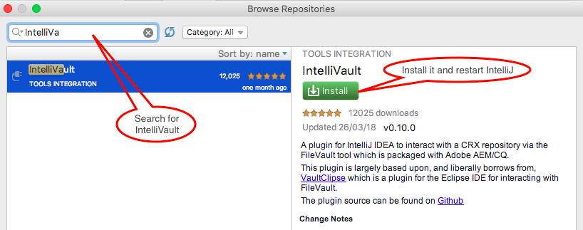 AEM IntelliVault Plugin – AEM Blog